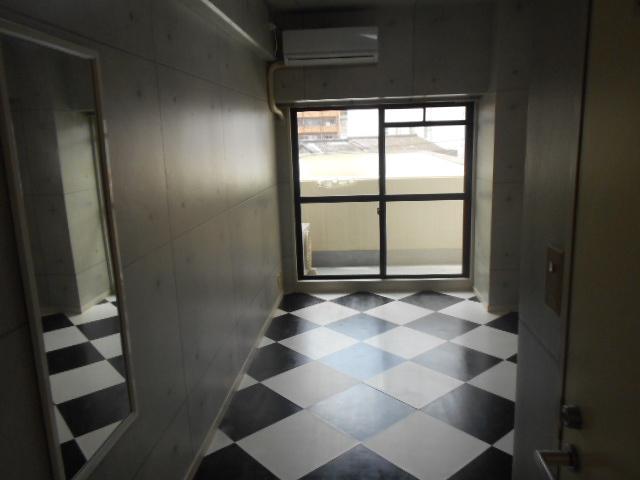 ノアーズアーク京都朱雀 1101号室のベッドルーム