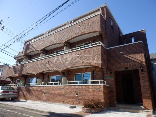 立川富士見町マンションの外観