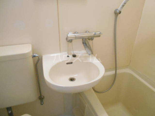 エクセレントCOCO 101号室の洗面所