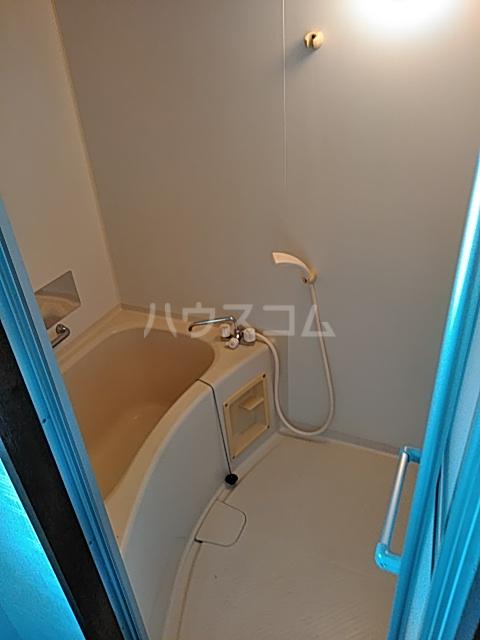 ルークミナセ 202号室の風呂