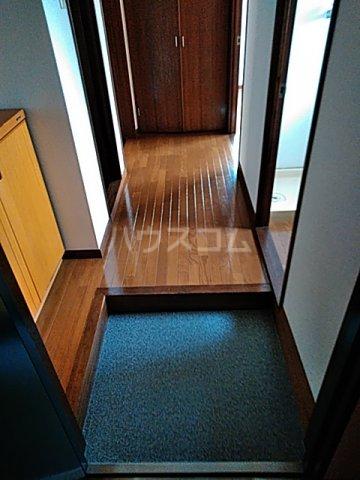 ルークミナセ 202号室の玄関