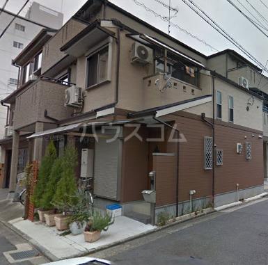 橋本町貸家の外観