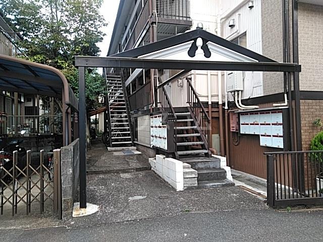 ハイツヒグレ 9号室の風呂
