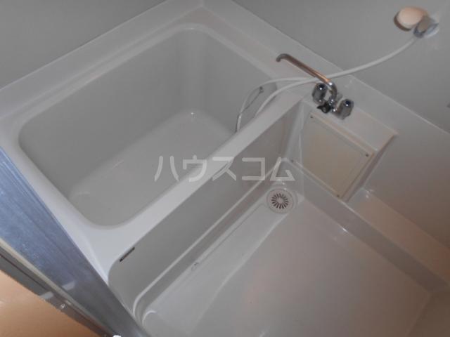 第三コーポ内藤 202号室の風呂
