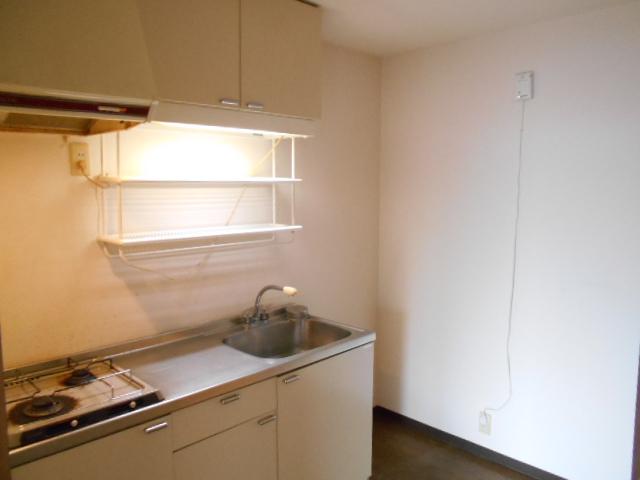 コーポアネモス 205号室のキッチン