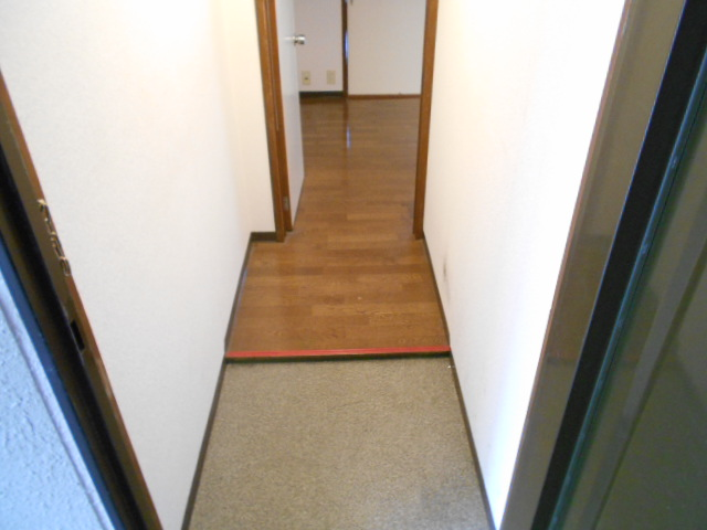 コーポアネモス 205号室の玄関
