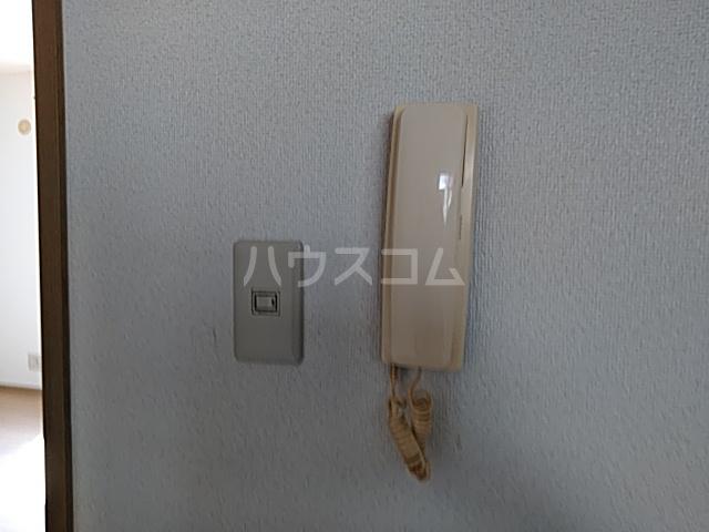 シェモア 101号室のセキュリティ