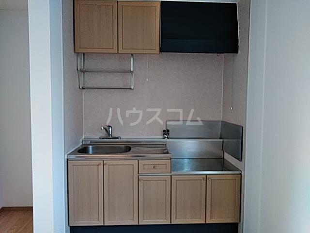 シェモア 101号室のキッチン