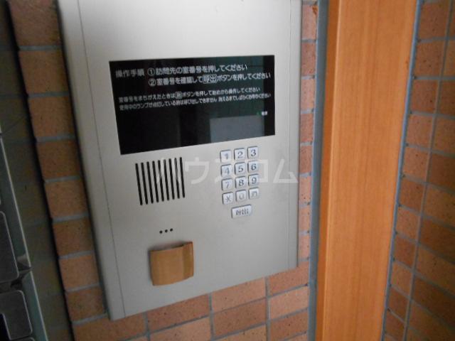 クオリティ嵯峨野 107号室のセキュリティ