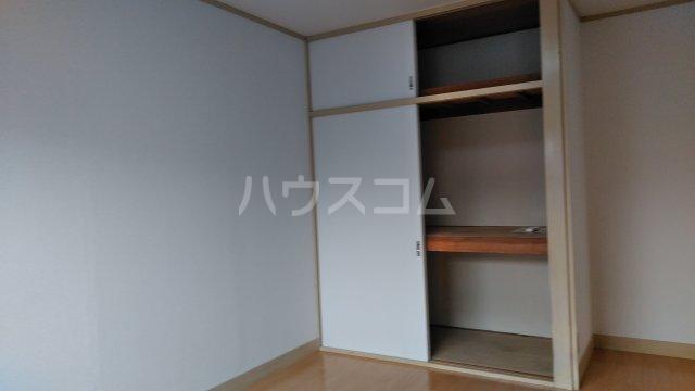 清明ハイツ 105号室の収納