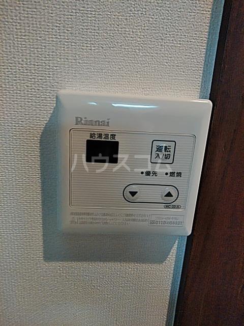 ディアネス西院 103号室の設備