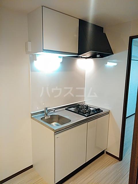 ディアネス西院 103号室のキッチン