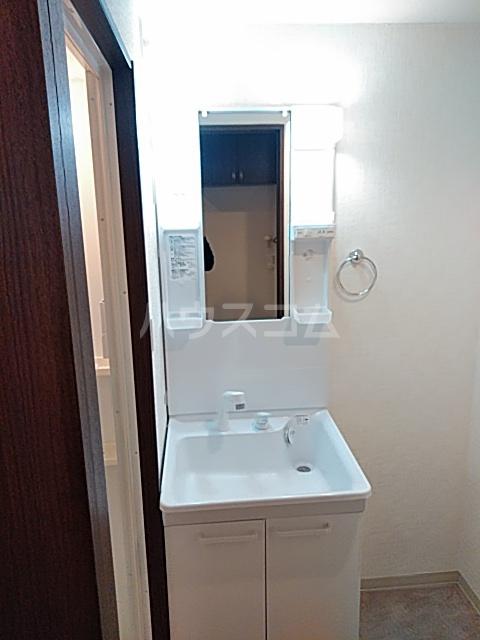 ディアネス西院 103号室の洗面所