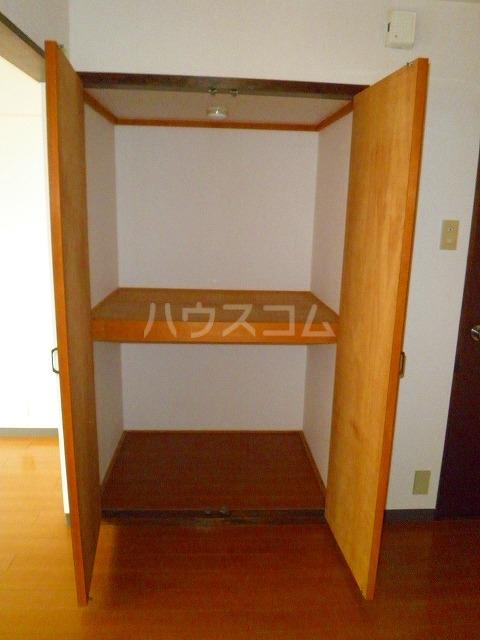 ジュエ狐ヶ崎マンション 14号室の収納