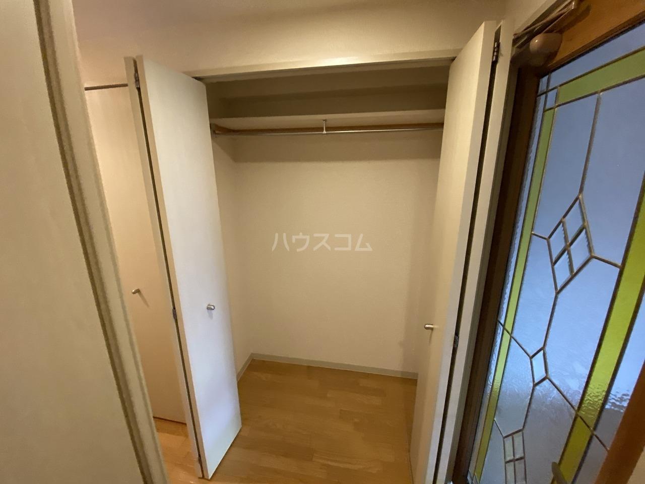 セクシオンドール 304号室の収納