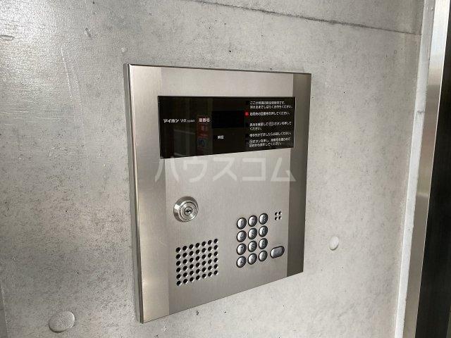 セクシオンドール 304号室のセキュリティ