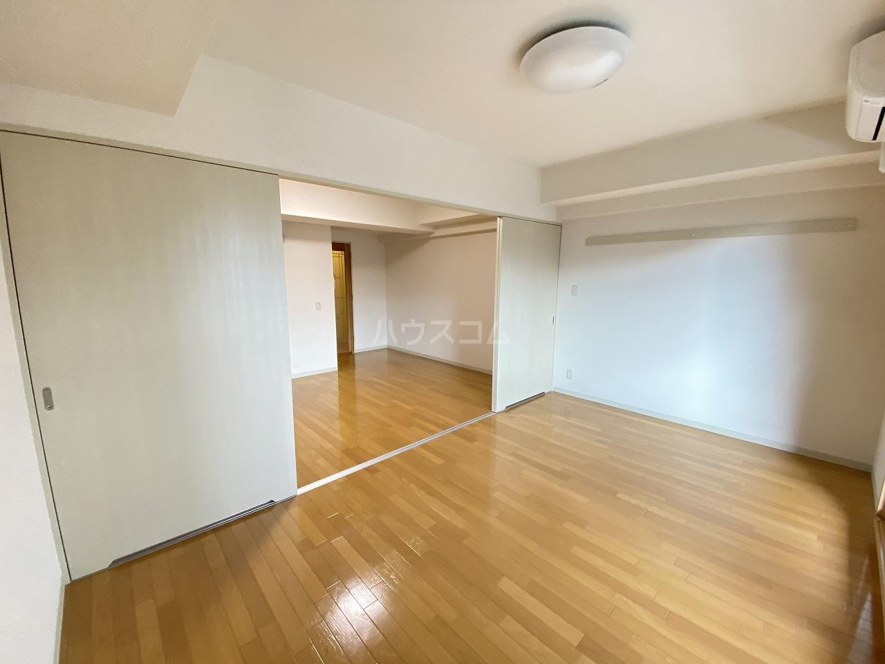 セクシオンドール 304号室のリビング