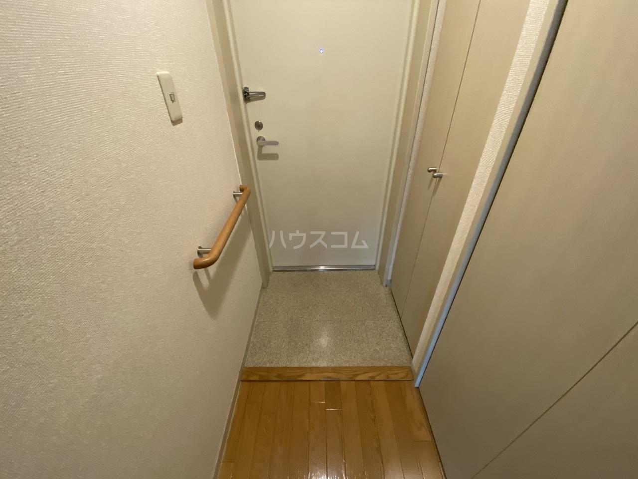 セクシオンドール 304号室の玄関
