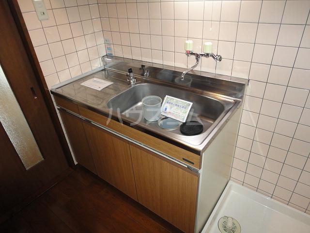ベルコート94 101号室のキッチン