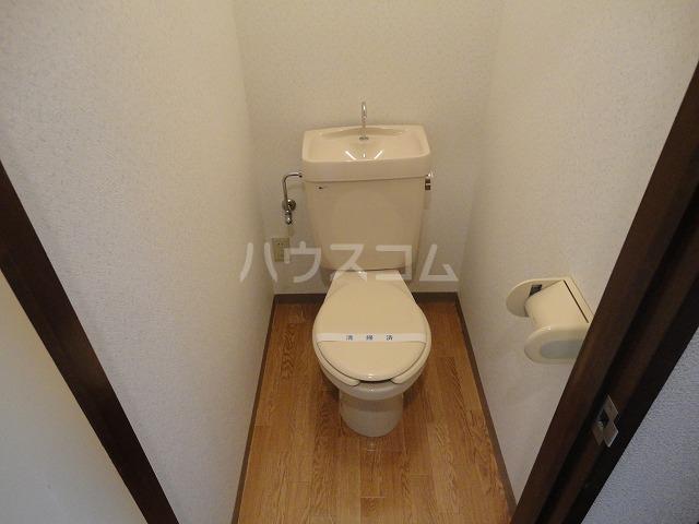 ベルコート94 101号室のトイレ