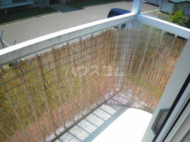 笠原アパート 201号室の景色