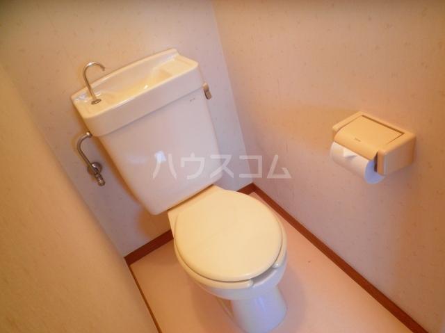 笠原アパート 201号室のトイレ