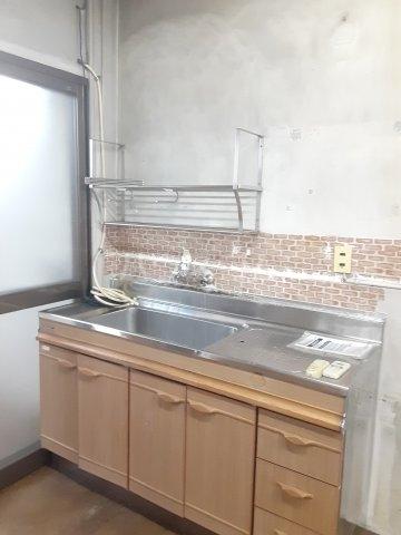 樫原平田町貸家のキッチン