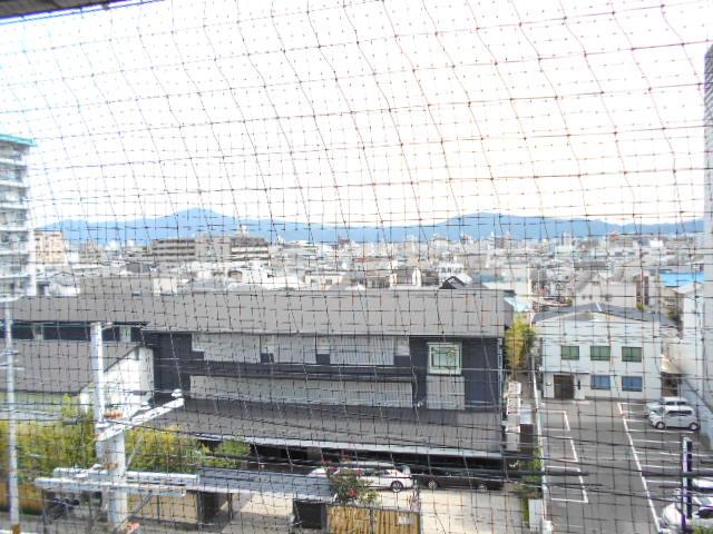 中川第6コーポ 203号室の景色