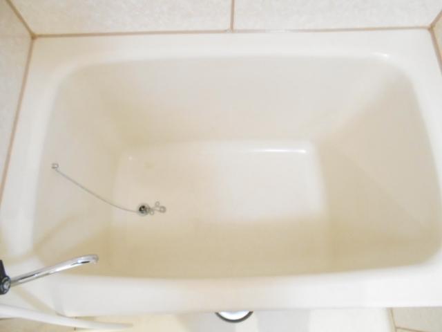 中川第6コーポ 203号室の風呂