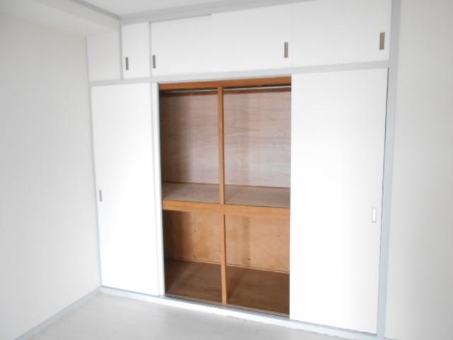 中川第6コーポ 203号室の収納