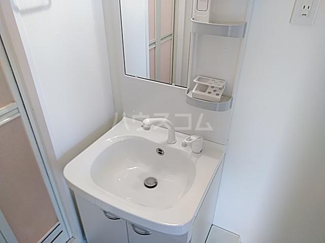 フォレスト西大路五条 304号室の洗面所