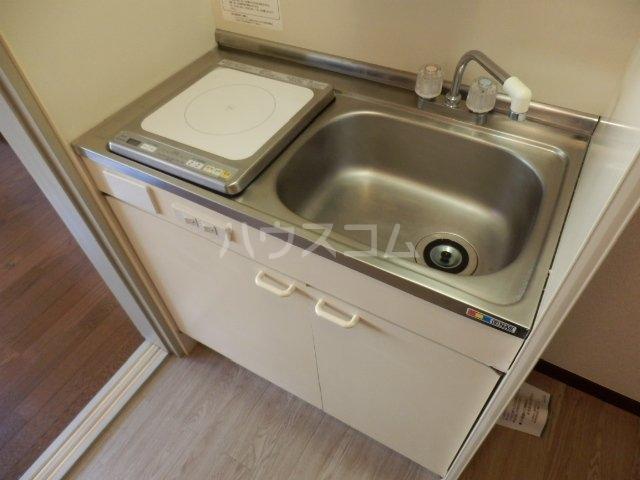 エステートピア国立 202号室のキッチン