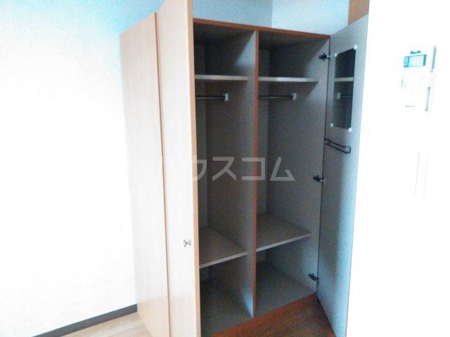 CASA SHIKO 308号室の収納