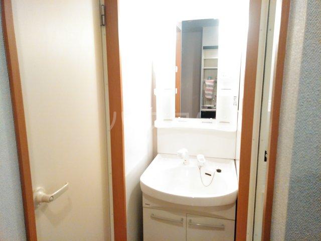 CASA SHIKO 308号室の洗面所