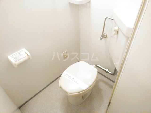 CASA SHIKO 308号室のトイレ