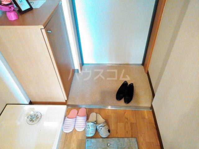 CASA SHIKO 308号室の玄関