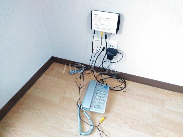 CASA SHIKO 308号室のセキュリティ