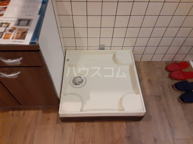 ハイツマウンテン A1号室の洗面所