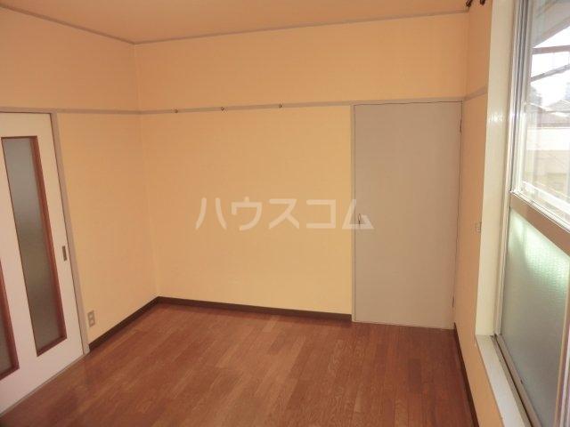 コーポ富士苑 202号室の玄関