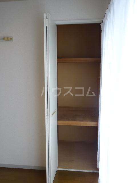 アメニティ45 B105号室の収納