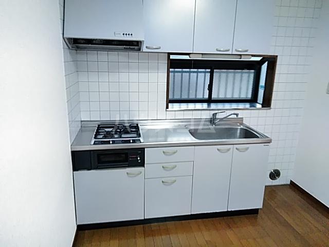 プログレス青木Ⅱのキッチン