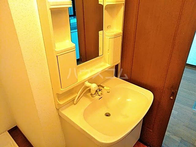 プログレス青木Ⅱの洗面所