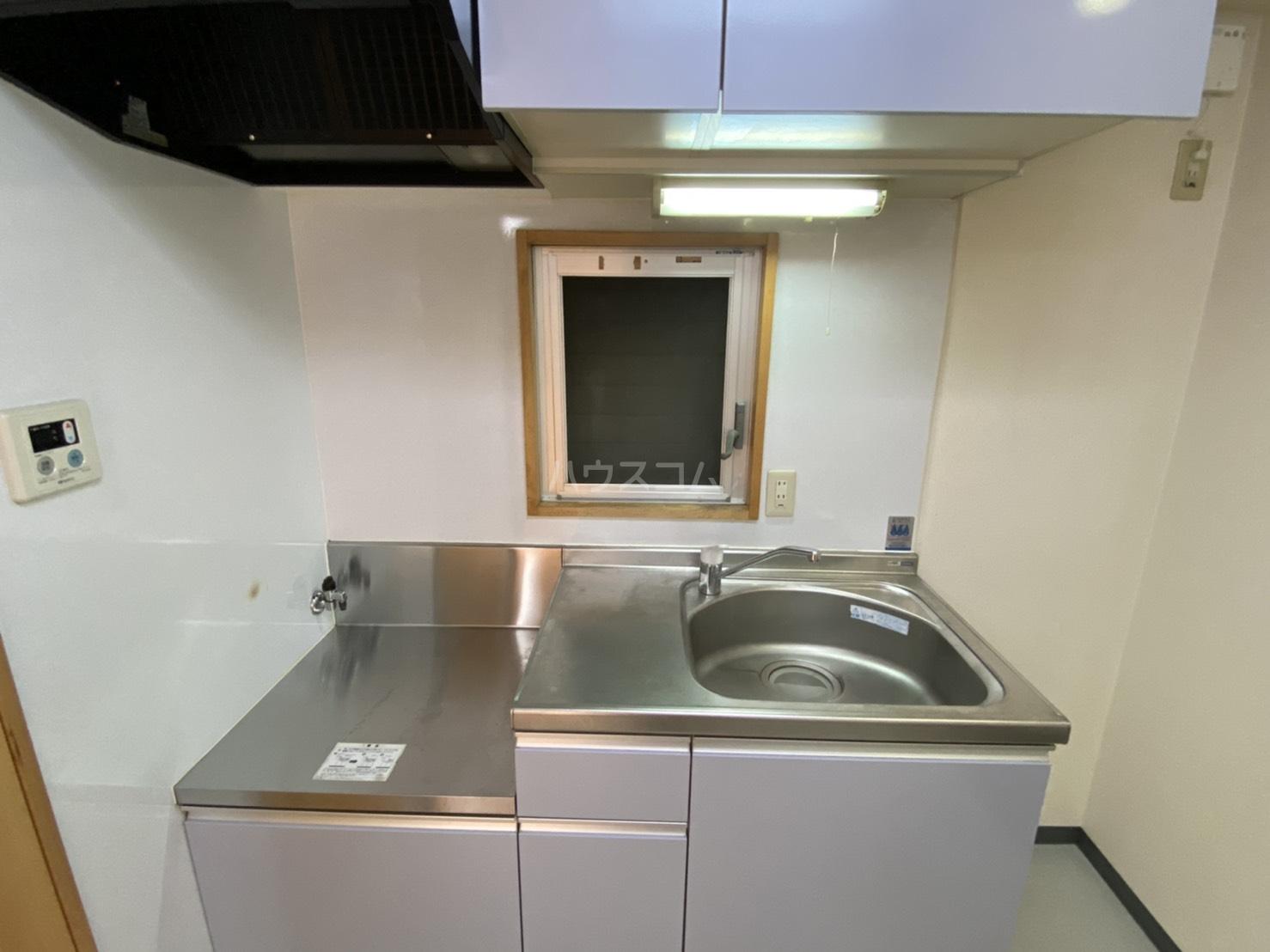 グレース五条 2A号室のキッチン