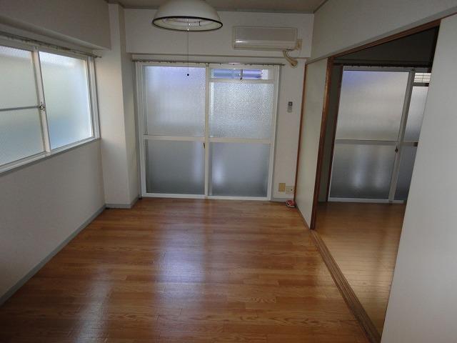 アクティハイム壱番館 201号室のベッドルーム