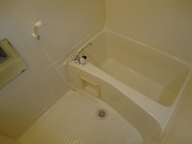 アクティハイム壱番館 201号室の風呂