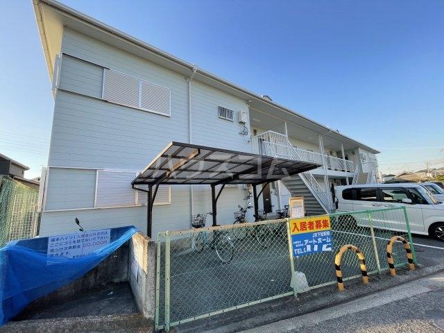 福本ハイツ1 101号室の外観