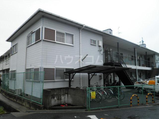 福本ハイツ1 101号室の景色