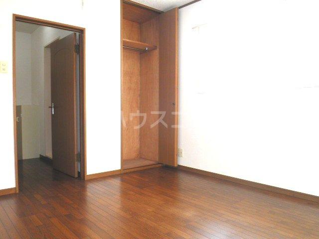 ココットネゴロ 207号室の収納