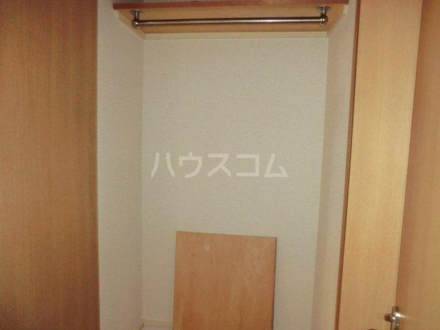 ハーバーレジデンスKANAJYU 103号室の収納