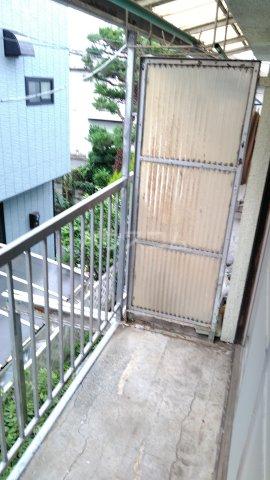 コーポ和楽 201号室の景色